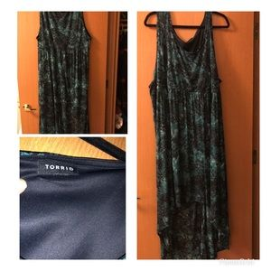 Torrid Hi-Low Dress